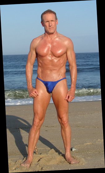 male fitness models actor over 40 50 speedo nj new york