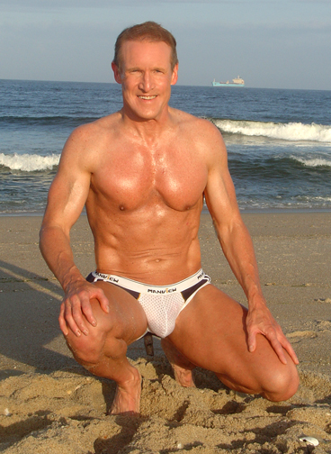 male men fitness models over 40 50 forty fifty new york ny underwear