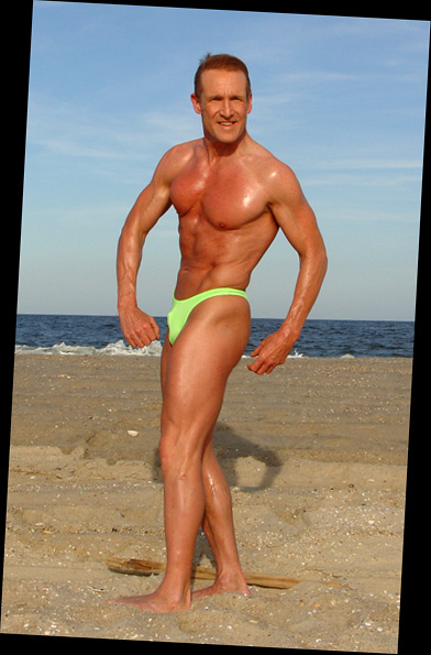 male men over 40 50 fitness model speedo new york ny new jersey nj