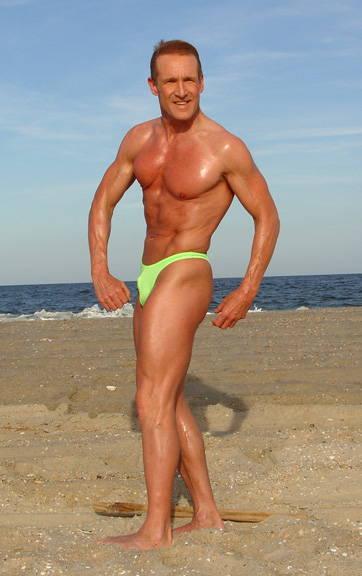 male fitness model new york ny new jersey speedo over 40 50