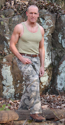 mark dolson new york fitness model military buzz fit male models oldermark's Woody Harrelson military look Matthew McConaughey stand in look a like
